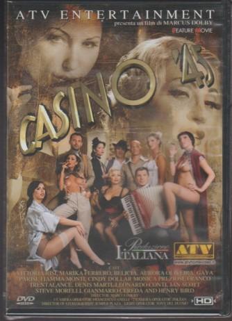 DVD XXX - Casino '45 - un film di Marcus Dolby - Produzione Italiana