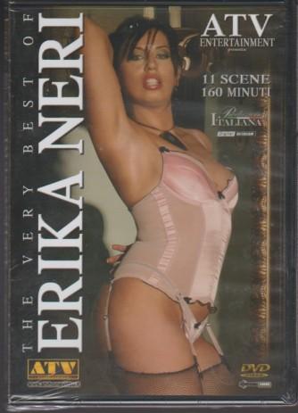 DVD XXX - The very best of Erika Neri - produzione italiana