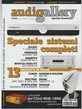Audiogallery (speciale SistemI) Luglio 2017