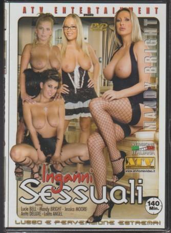 DVD XXX - Inganni sessuali - versione italiana