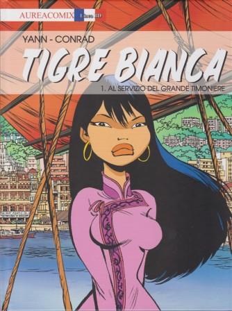Aureacomix Linea Bd - Tigre Bianca/1 - n. 36 - mensile - 5 novembre 2018 -