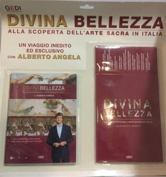 1° DVD + cofanetto - Divina Bellezza con Piero Angela