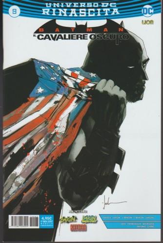 BATMAN IL CAVALIERE OSCURO 9 (63) - Universo DC Rinascita - DC Comics Lion