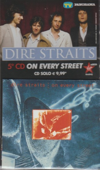 5° CD - Dire Straits: On every street by Sorrisi e canzoni TV