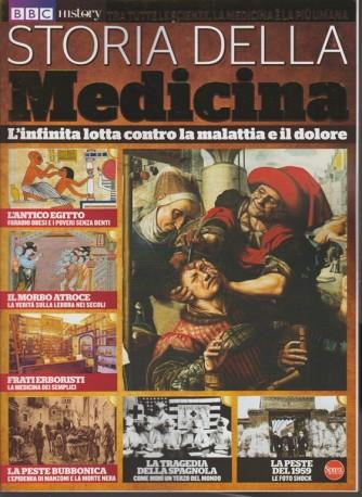BBC History Dossier -bimestrale: Storia della Medicina by Sprea editori