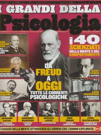 I Grandi della Psicologia - bimestrale n. 8 Novembre 2017 by Sprea editori