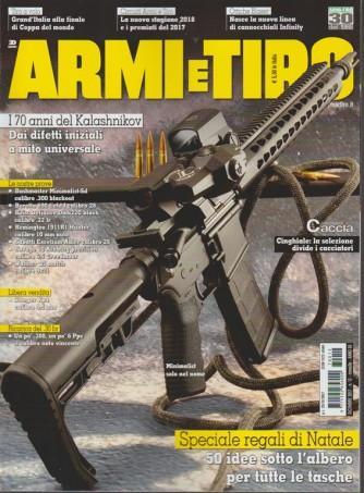 Armi e Tiro - mensile n. 12 Dicembre 2017 - i 70 anni del Kalashnikov