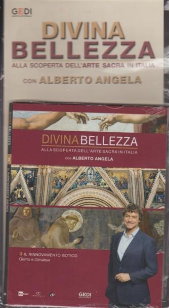 3° DVD - Divina Bellezza con Alberto Angela