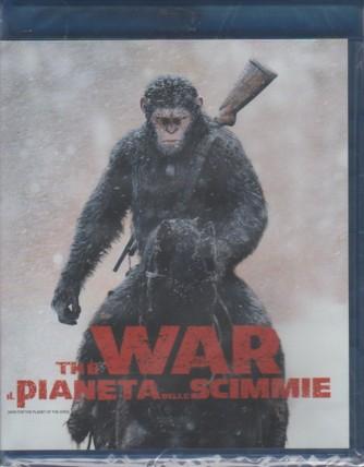 Blu-Ray Disc - The War: Il Pianeta delle Scimmie