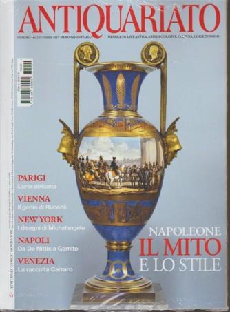 Antiquariato - mensile n. 440 Dicembre 2017 - Napoleone il mito e lo stile