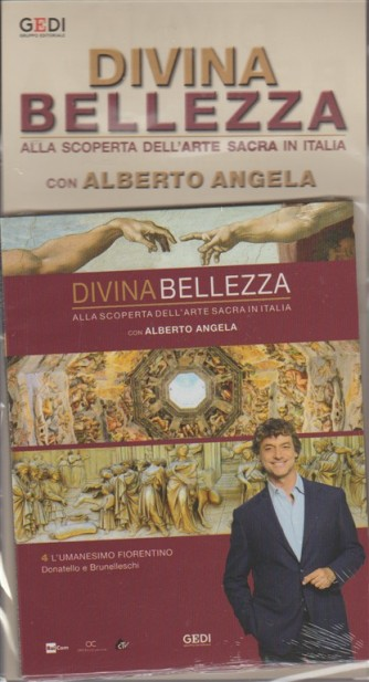 4° DVD - Divina Bellezza con Alberto Angela