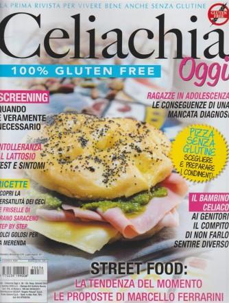 Celiachia Oggi - bimestrale n. 36 Luglio 2017 - 100% Gluten free