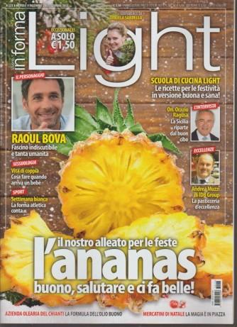 Vivere Light (in Forma) - mensile n. 111 Dicembre 2017 l'Ananas