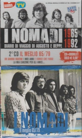 """2° CD - i Nomadi 1965-1992 """"Il meglio 65/79 by Sorrisi e canzoni TV"""