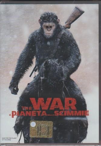 DVD - The War: Il Pianeta delle Scimmie