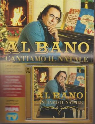 Doppio CD - Al Bano: Cantiamo il Natale by Sorrisi e canzoni TV