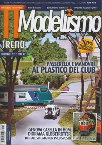 TT Tutto Treno: Modellismo - mensile n.72 Dicembre 2017