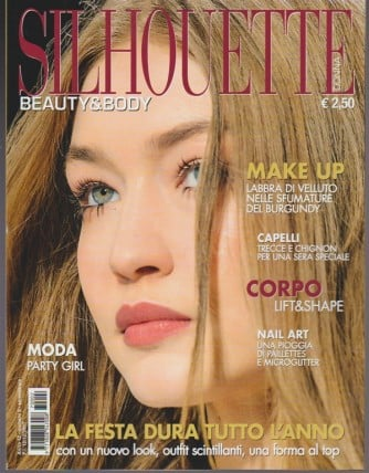 Silhouette Donna pocket speciale Body-Beauty - semestrale n.2 Dicembre 2017