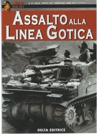 I Libri di War Set - Bimestrale n. 42 Luglio 2017 - Assalto Linea Gotica