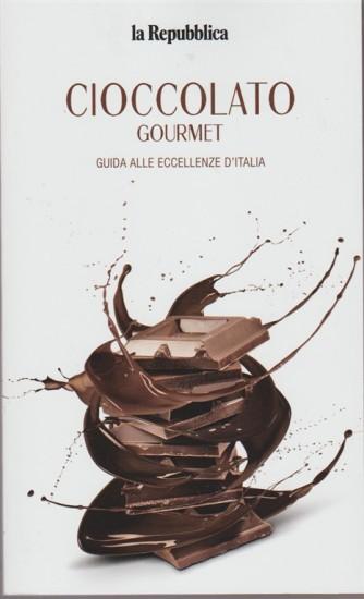 Cioccolato Gourmet:guida alle eccellenze d'Italia-Dicembre 2017 by La Repubblica