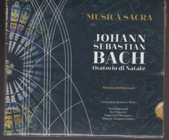 3° CD Musica Sacra - Johann Sebastian Cach: Oratorio di Natale