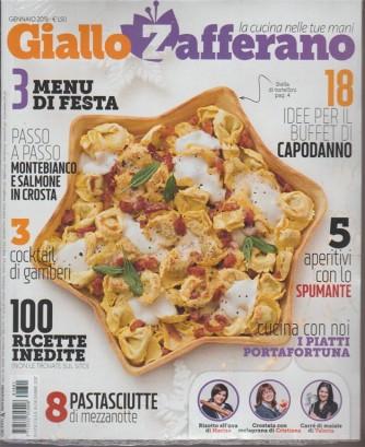 Giallo Zafferano - mensile n.1 Gennaio 2018+ Mangiar Bene: Emilia Romagna Marche