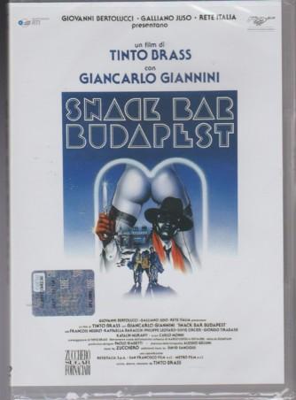 DVD - Snack bar Budapest - Regista: Tinto Brass