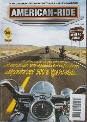 American Ride Italia - da collezione Numero Unico - RIEDIZIONE - 244 pagine
