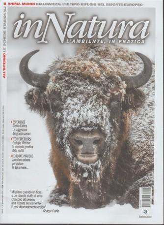 In Natura - bimestrale n. 1 Gennaio 2018 l'ambiente, in pratica