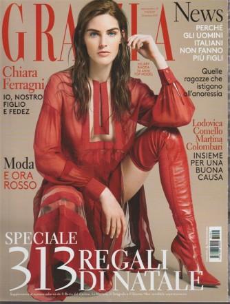 Grazia - settimanale n. 51 - 7 Dicembre 2017 Hilary Rhoda: 30 anni Top model