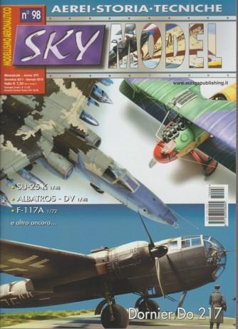 Sky Model - bimestrale n. 98 Dicembre 2017 Modellismo aeronautico