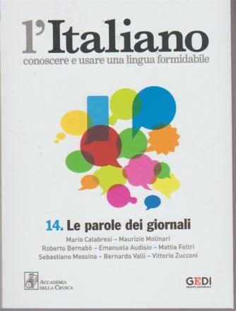 L'italiano-Conoscere... vol.114 - Le parole dei giornali