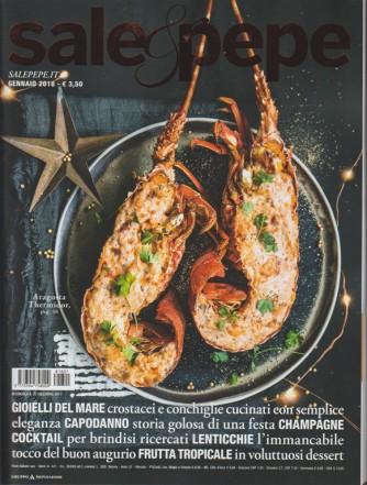 Sale & Pepe - mensile n. 1 Gennaio 2018 Aragosta Thermidor
