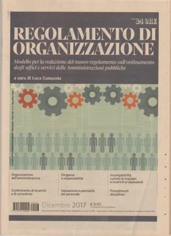 Guide del Consulente - Regolamento di Organizzazione by Il Sole 24 Ore