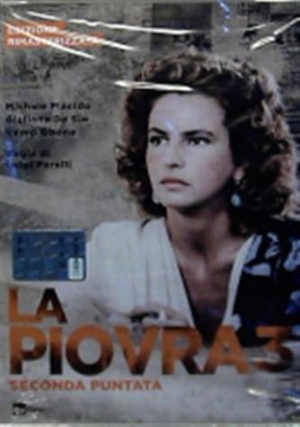 DVD La Piovra 3  -  Seconda puntata - Ed. Rimasterizzata
