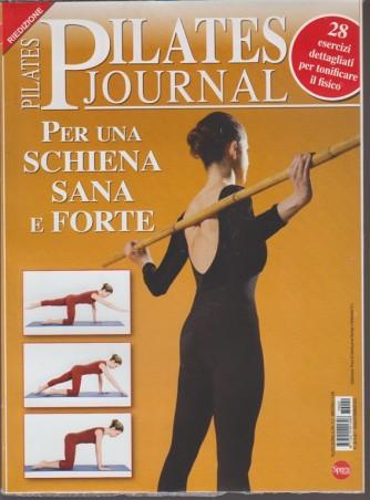 Pilates Journal - RIedizione - bimestrale Gennao 2018
