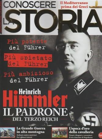 Conoscere la Storia - mensile n. 43 Gennaio 2018 - Heinrich Himmler