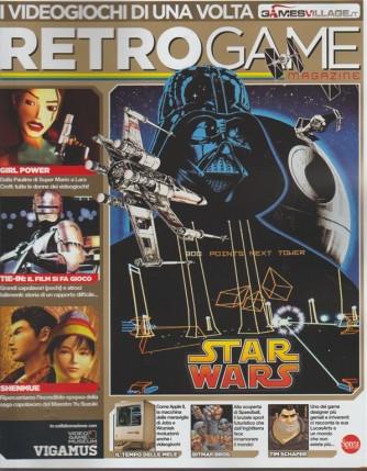 """Retrogame Magazine - Bimestrale n. 5 Gennaio 2018 """"Star Wars"""""""