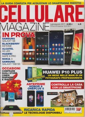 Cellulare Magazine - mensile n. 6 Luglio 2017 Samsung Galaxy S8