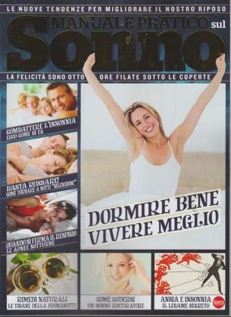 Manuale pratico sul Sonno - bimestrale by Sprea editore Gennaio 2018