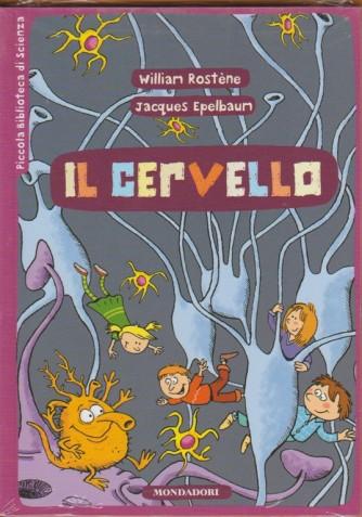 Il Cervello di William Rostène e Jacques Espelbaum by Mondadori