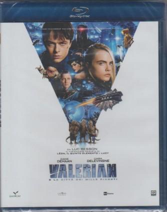 Blu-Ray Disc - Valerian e la città dei mille pianeti - Regista: Luc Besson