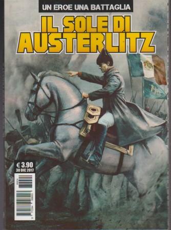 """Cosmo Serie Noir - Un eroe in battaglia vol.3 """"il sole di Austerlitz"""""""