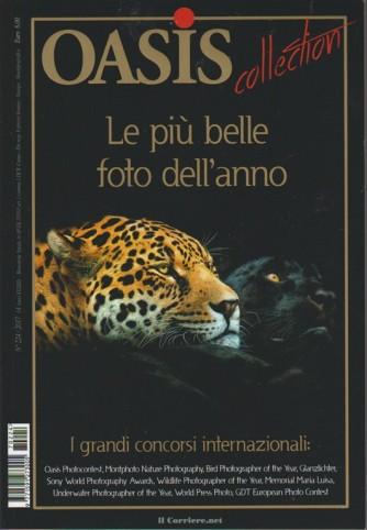 Oasis Collection - bimestrale n. 224 - Dicembre 2017 Le più belle foto dell'anno