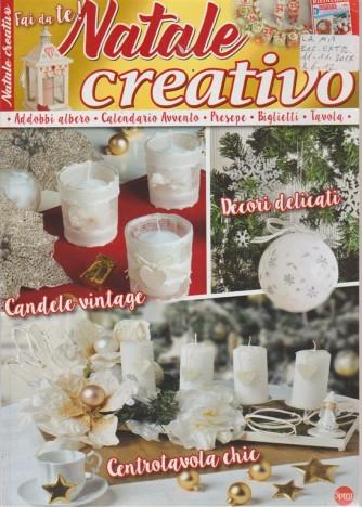 Fai da te Natale creativo - n. 5 - bimestrale - ottobre - novembre 2018