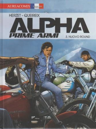 Aureacomix Linea Bd - Alpha Prime Armi/3. Nuovo round - n. 35 - mensile - 5 ottobre 2018