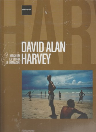 Magnum photos - la storia - le immagini - David Alan Harvey - uscita n. 17 - 6/10/2018 - quattordicinale - esce il sabato