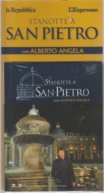 Stanotte a San Pietro con Alberto Angela - n. 3 - 8 ottobre 2018 - settimanale
