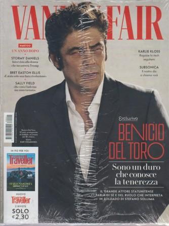Vanity Fair  + Condè Nast Traveller - n. 41 - settimanale - 17 ottobre 2018 -