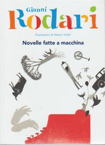 Le Grandi Collezioni - n. 4 - Gianni Rodari - Novelle fatte a macchina - settimanale